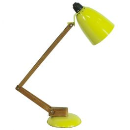 Maclamp Yellow Lamp