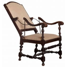 French Antique Barber's Chair