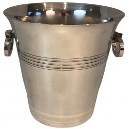 Silver Plated Champagne Bucket.English Marked EPB