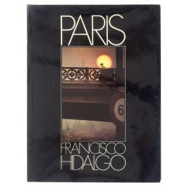 Francisco Hidalgo PARIS First Edition 1976