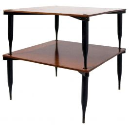 Vico Magistretti Stackable Tables T8 for Azucena, Italy, 1954