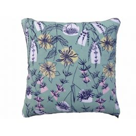 Vintage Fifties Floral Cushion