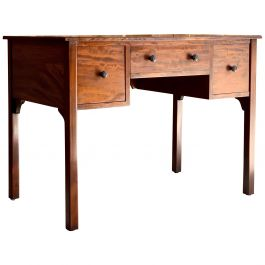 Gordon Russell Cuban Mahogany Writing Desk 1929 Extremely Rare and Important