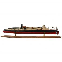 Model of 'Yarrow' Torpedo Boat, 1879