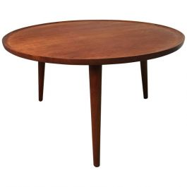 1960s Danish Coffee Table In Teak