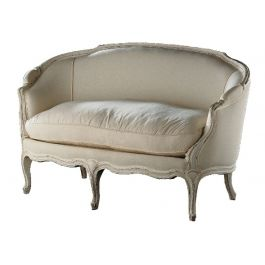 Louis XV Corbeille Sofa - 04