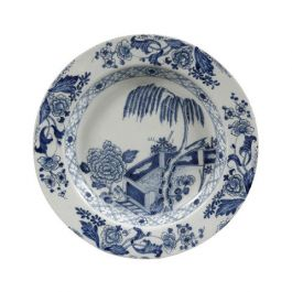 18th Century Chinoiserie Charger Plate