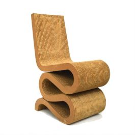 Wiggle Chair By Frank Gehry For Vitra