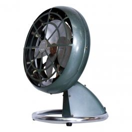 Art Deco Modern Industrial Electric Fan, Collectors Item Arvin