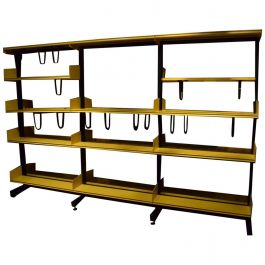 Danish Industrial Reska Library Shelving