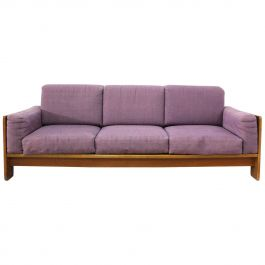 Tobia Scarpa Bastiano Three-Seat Sofa for Knoll International, circa 1970