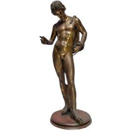 LATE 19THC ADONIS BY MICHELE AMODIO