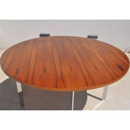 Rosewood Dining Table & Chair Set by Richard Young for Merrow Associates