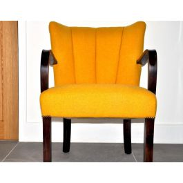Mid Century Cocktail Chair