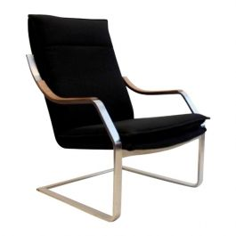 Superb Art Collection Easy Chair for Walter Knoll by Rudolf B Glatzel, 1970s