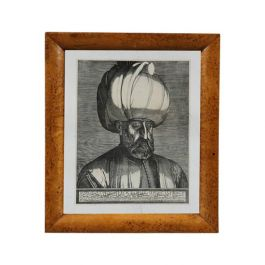 Framed Print of Solyman the Magnificent
