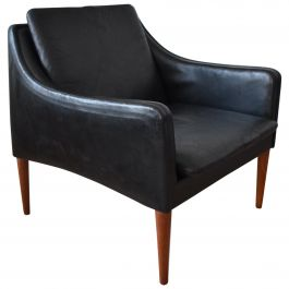 Danish Hans Olsen Model 800 Lounge Chair, CS Møbler, 1958