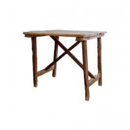 Rustic Mid 19th Century Spanish Pine Table