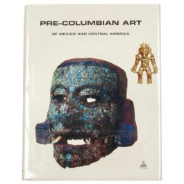 Pre-Columbian Art by Hasso Von Winning