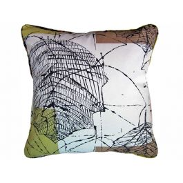 Lucienne Day Fabric Cushion
