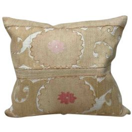 Vintage Suzani Cushion 047