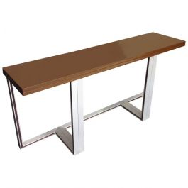 Artelano Lacquered Fold-Out Console Table