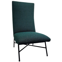Occasional chair by Genevieve Dangles, 1950