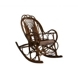 Bentwood Willow Rocking Chair