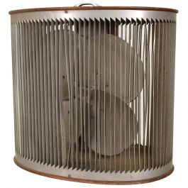 Mid-Century Modern Electric Fan Mathes Cooler Vintage Decorative