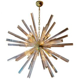 Contemporary Murano Sputnik Chandelier