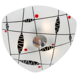 1960s Ceiling Light by Napako No.2