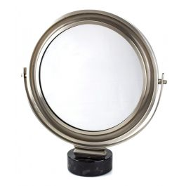 Round Artemide Table Mirror Sergio Mazza, Italy 1960's