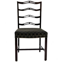 1930s Set of Six Dining Chairs By Georg Kofoed For Georg Kofoeds Møbeletablissement