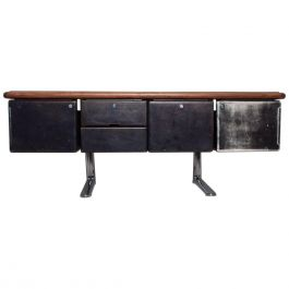 Warren Platner Huge Executive Sideboard Credenza, KNOLL International 1960s