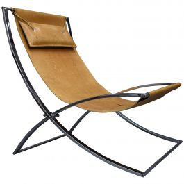 Marcello Cuneo 'Louisa' Lounge Chair, Italy, circa 1970