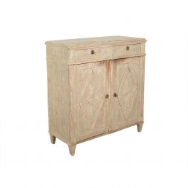 Late Gustavian Swedish Buffet