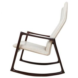 Niels Roth Andersen Wenge Rocking Chair
