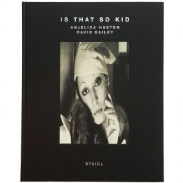 David Bailey & Anjelica Huston 'Is That So Kid' Book 'Signed'