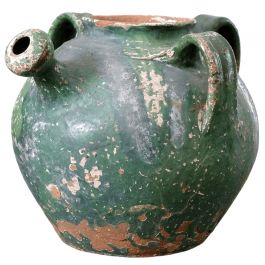 Unusual French Oil Pot