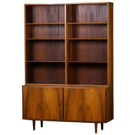 Mid-Century Danish Rosewood Sideboard by Aage Hundevad for Hundevad & Co, 1950s