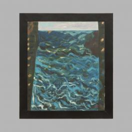 Mare' By Togo. Oil On Canvas. Italy, 1985