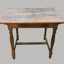 Swedish 19th Century Occasional Table