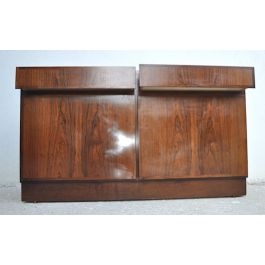 Rosewood Cabinet Produced by Omann Jun
