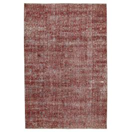 Hand-knotted Oriental Red Antique Area Rug