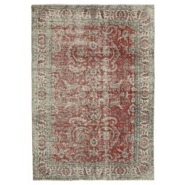 Hand-knotted Oriental Red One-of-a-Kind Area Carpet