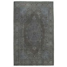 Hand-knotted Oriental Grey Traditional Large Colorful Rug