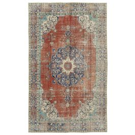 Hand-knotted Oriental Beige One-of-a-Kind Area Carpet