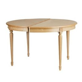 Bellman Dining Table - no leaves - Natural Wood