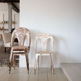 1940s French Tolix Chairs