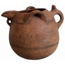 North African Tribal Pot